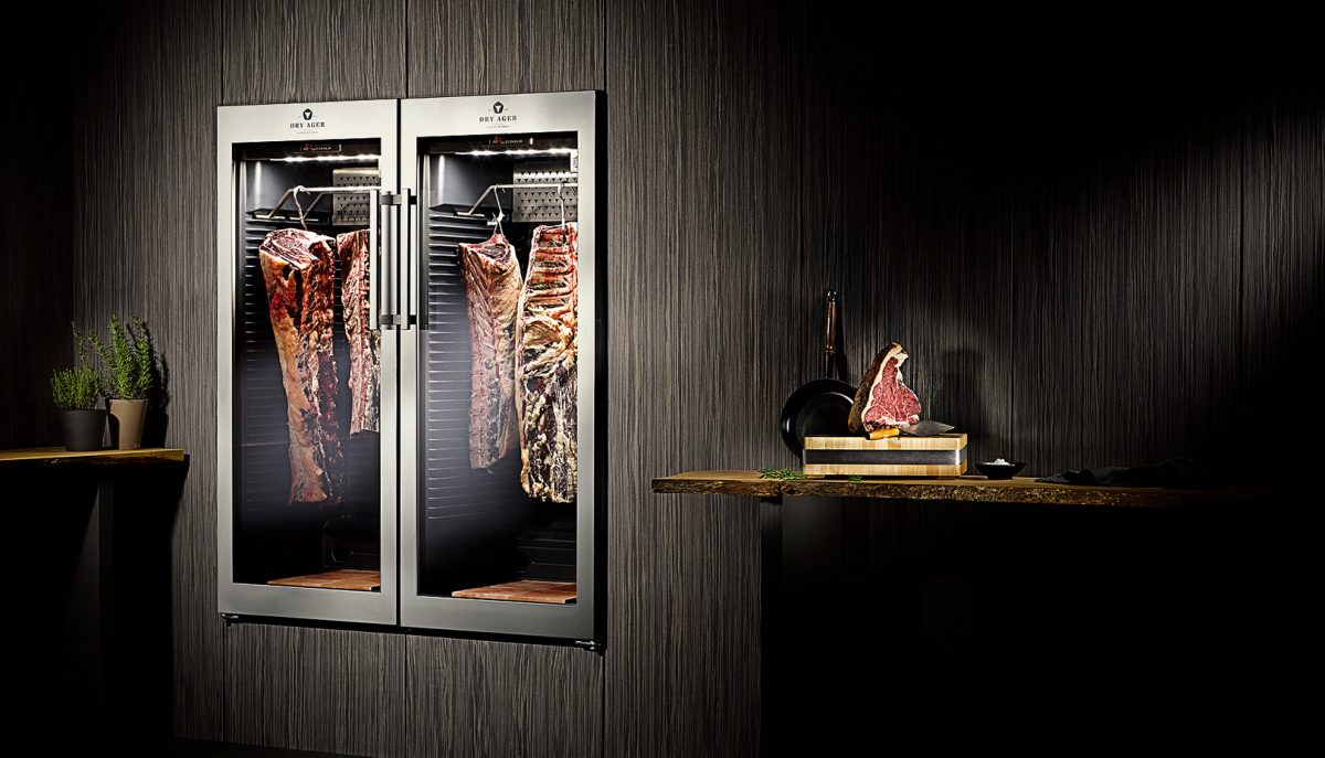 Dry Meat Aging