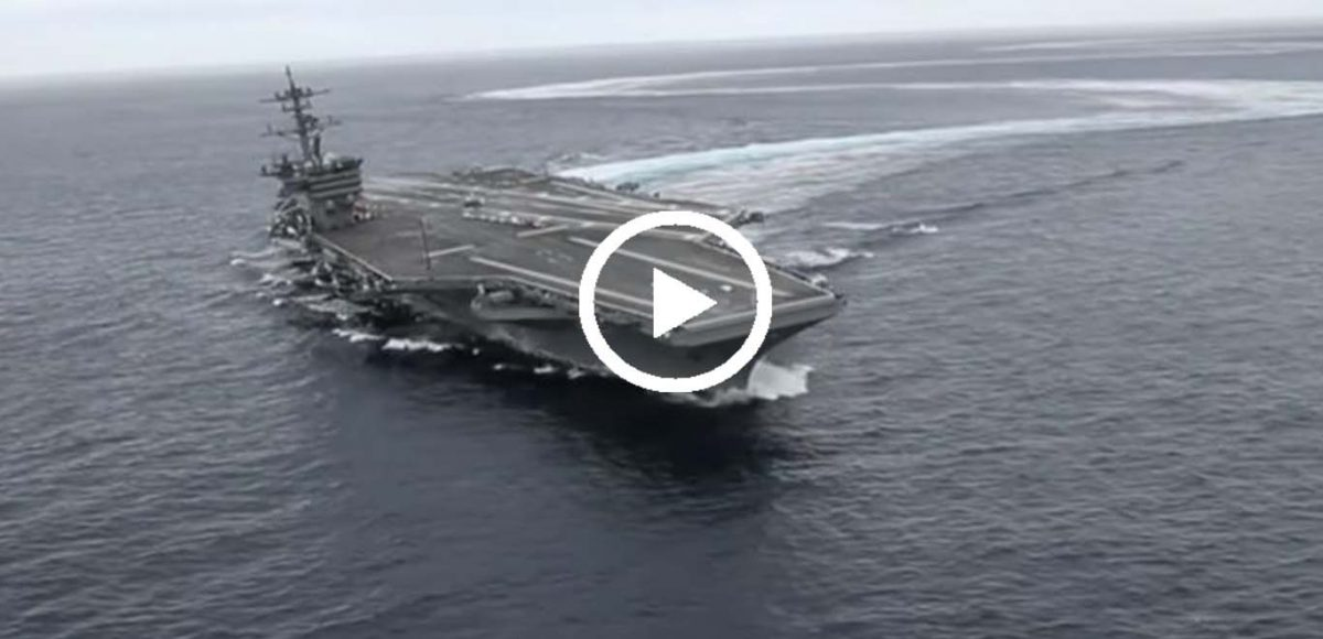 US Aircraft Carrier