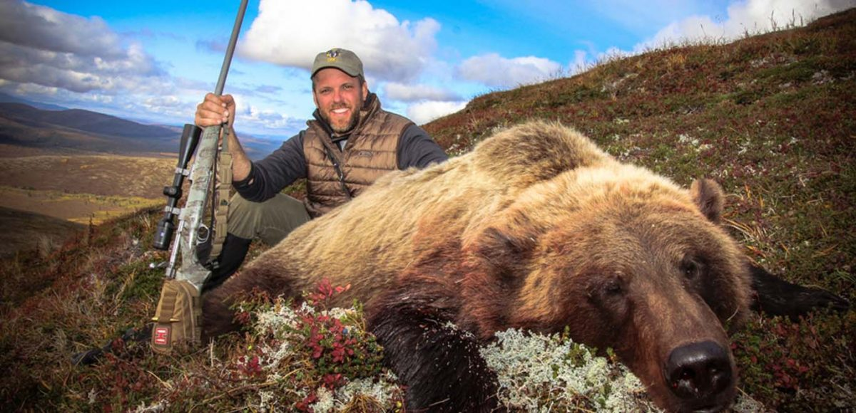 Grizzly Hunting