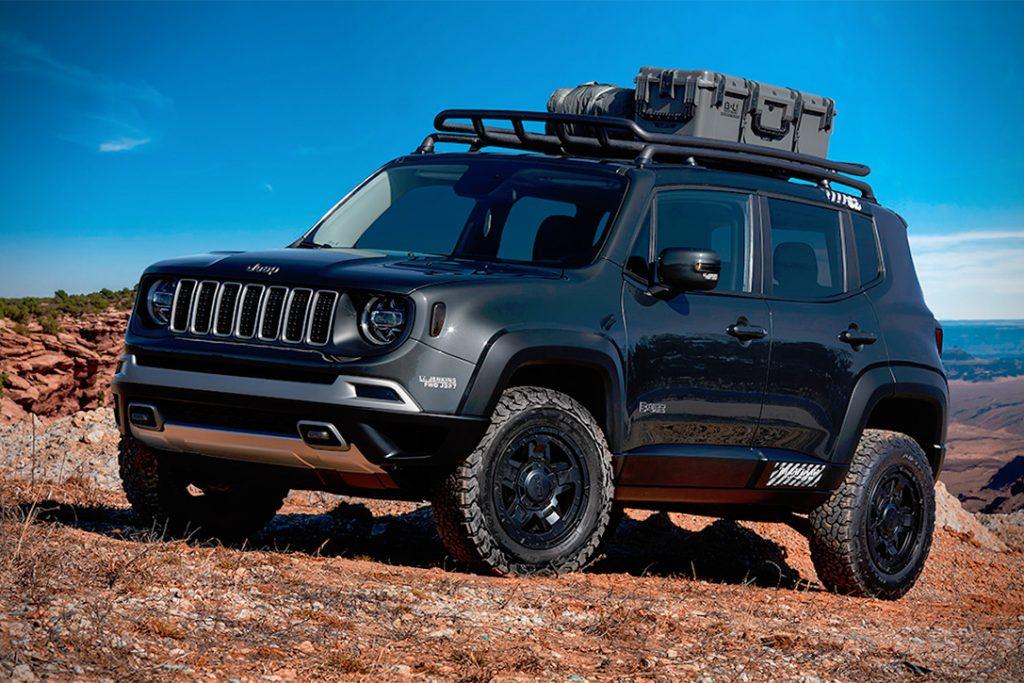Overland Jeep