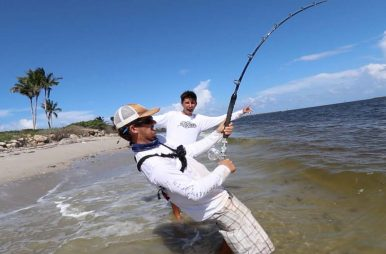 Sawfish Fishing